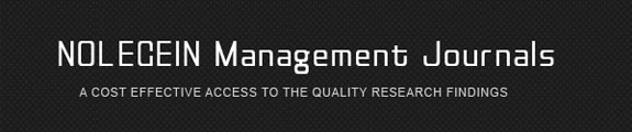 International Management Journals